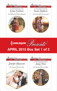 Harlequin Presents April 2015 - Box Set 1 of 2
