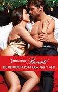 Harlequin Presents December 2014 - Box Set 1 of 2