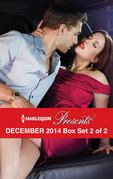 Harlequin Presents December 2014 - Box Set 2 of 2
