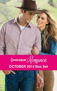 Harlequin Romance October 2014 Box Set