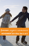 Harlequin Superromance November 2014 - Box Set 2 of 2