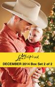 Love Inspired December 2014 - Box Set 2 of 2