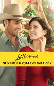 Love Inspired November 2014 - Box Set 1 of 2