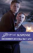 Love Inspired Suspense December 2014 - Box Set 1 of 2