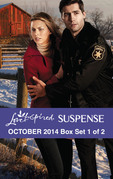 Love Inspired Suspense October 2014 - Box Set 1 of 2