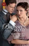 Secret Life of a Scandalous Debutante