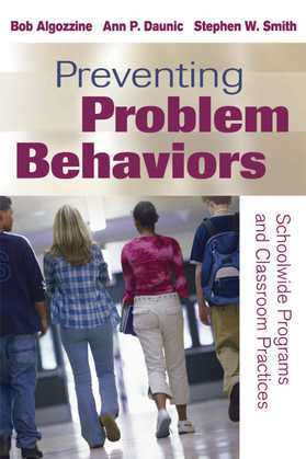 Preventing Problem Behaviors