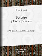 La Crise philosophique