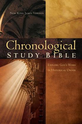 NKJV, The Chronological Study Bible, eBook