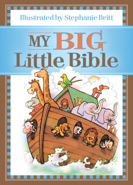My Big Little Bible
