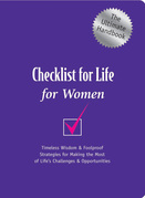 Checklist for Life for Women