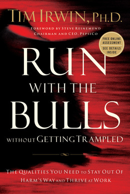 Run With the Bulls Without Getting Trampled