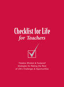 Checklist for Life for Teachers