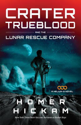 Crater Trueblood and the Lunar Rescue Company