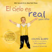 El El cielo es real - edición ilustrada para niños