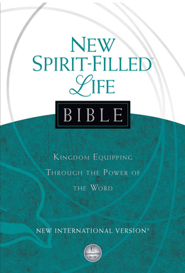 NIV, New Spirit-Filled Life Bible, eBook