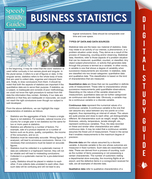 Business Statistics (Speedy Study Guides)