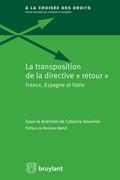 """La transposition de la """"directive retour"""""""