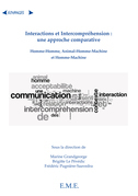 Interactions et Intercompréhension : une approche comparative