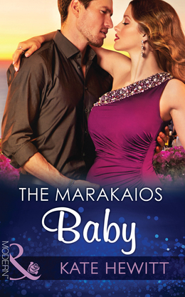 The Marakaios Baby (Mills & Boon Modern) (The Marakaios Brides, Book 2)