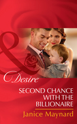 Second Chance with the Billionaire (Mills & Boon Desire) (The Kavanaghs of Silver Glen, Book 5)