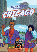Not For Tourists Illustrated Guide to Chicago