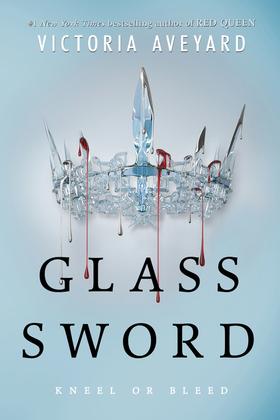 Image de couverture (Glass Sword)