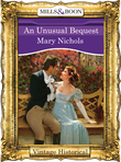 An Unusual Bequest (Mills & Boon Historical)