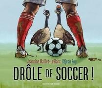 Drôle de soccer !