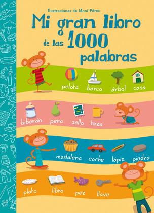 Mi gran libro de las 1000 palabras (Fixed Layout)