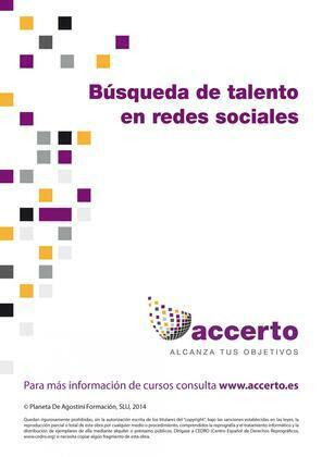 Búsqueda de talento en las redes sociales