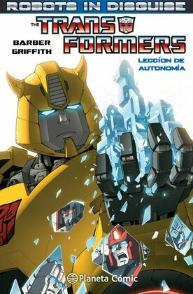 Transformers Robots in Disguise nº 01/05