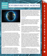 Environmental Science (Speedy Study Guides)