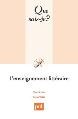 L'enseignement littéraire
