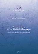 """Georges Roux dit """"Le Christ de Montfavet"""""""