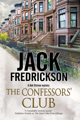 Confessors' Club, The: A PI mystery set in Chicago