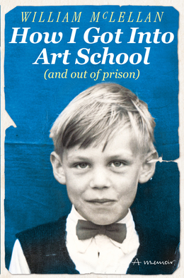 How I Got Into Art School (and out of prison)
