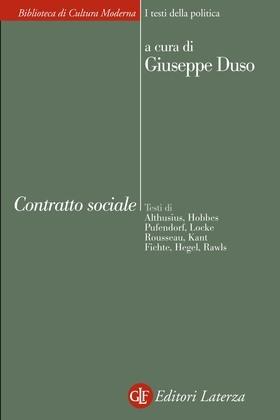 Contratto sociale
