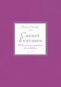 Carnet d'excuses