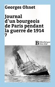 Journal d'un bourgeois de Paris pendant la guerre de 1914 - 7
