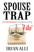 "SPOUSE-TRAP Over 200 Questions to Ask Before Saying ""I do"""