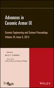 Advances in Ceramic Armor IX
