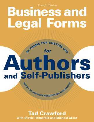 Business and Legal Forms for Authors and Self-Publishers