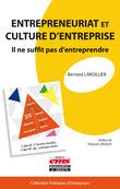 Entrepreneuriat et culture d'entreprise