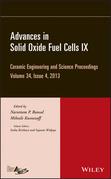 Advances in Solid Oxide Fuel Cells IX