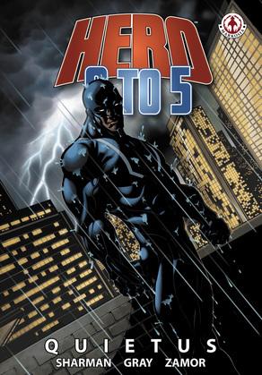 Hero 9 to 5: Quietus