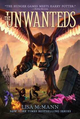 The Unwanteds: The Unwanteds; Island of Silence; Island of Fire