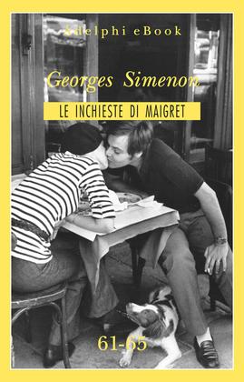 Le inchieste di Maigret 61-65