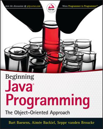 Beginning Java Programming