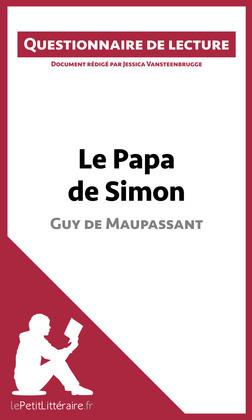 Le Papa de Simon de Maupassant